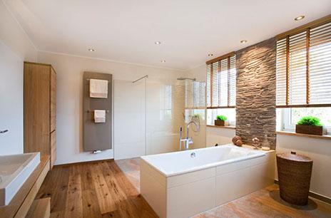 badezimmer sanieren - eichenhaus schreinerei & architekturbüro, Badezimmer gestaltung