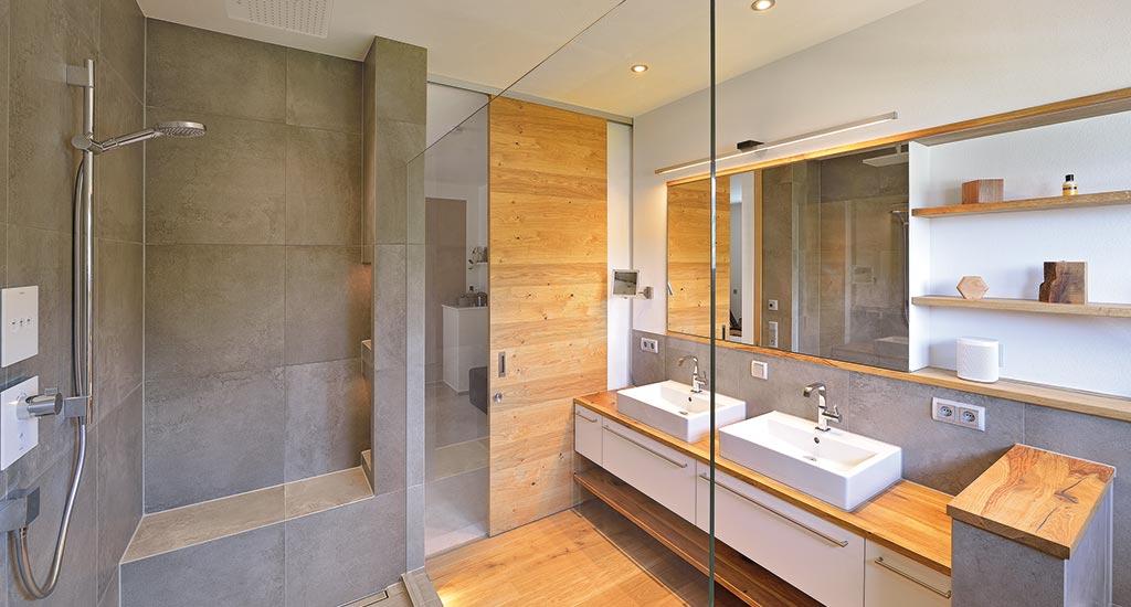 Bad Fußboden Sanieren ~ Badezimmer sanieren eichenhaus schreinerei architekturbüro