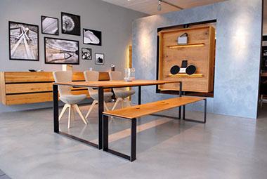 Esstisch Rustikal Holz esstisch rustikal holz affordable esstisch wohndesign cool coole