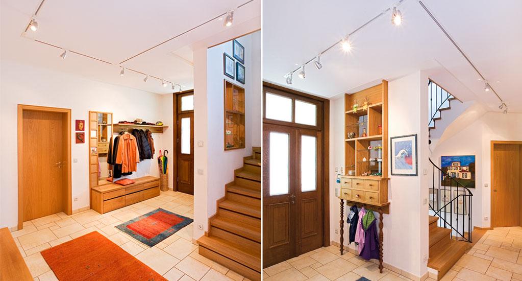 garderoben von der schreinerei im eichenhaus - aschaffenburg, Innenarchitektur ideen