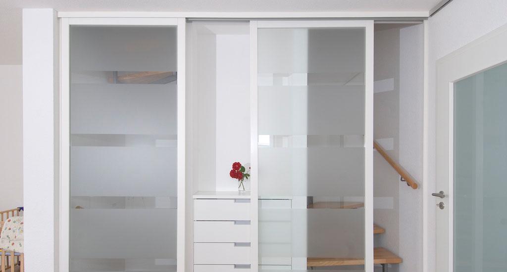 Individuelle Möbel Mit Eichenhaus Gleittüren Und Schiebetüren Von Der  Schreinerei In Aschaffenburg Alzenau Seligenstadt