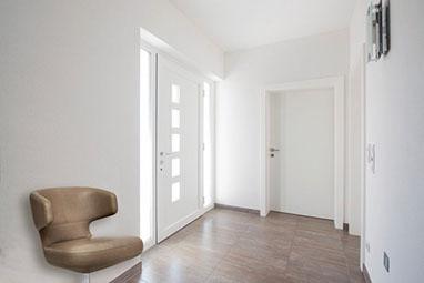Haustür weiß glas  Haustür & Fenster - Fachmann für Sanierung und Neubau