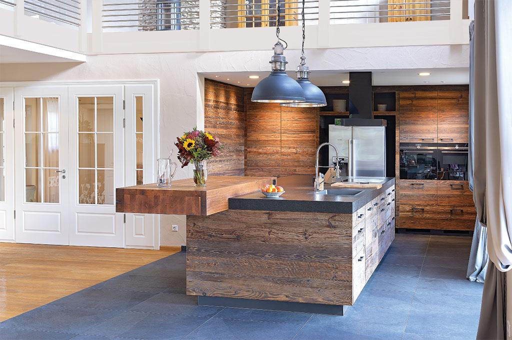 kosten kche schreiner cheap im maritimen stil mit nuss eiche palisander von schreinerei und. Black Bedroom Furniture Sets. Home Design Ideas