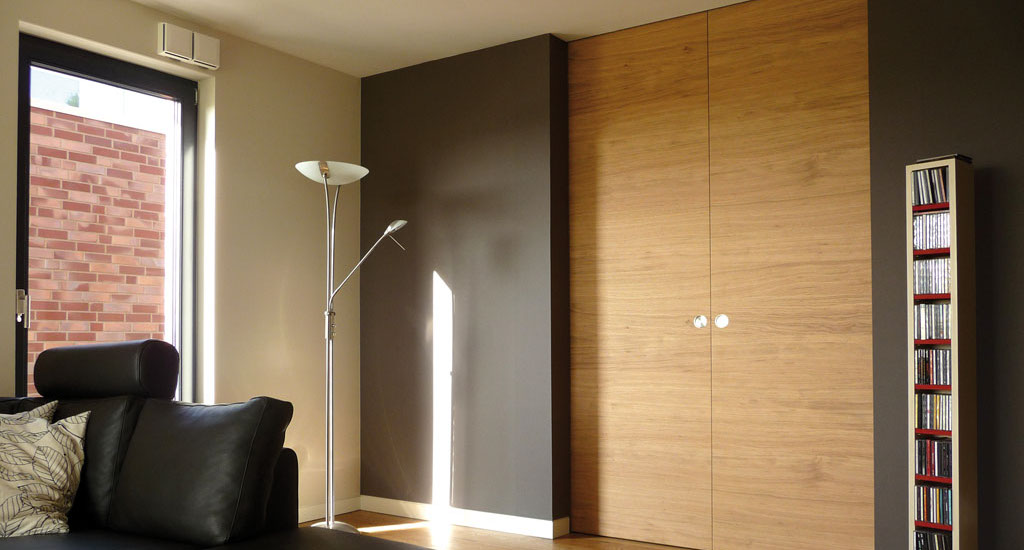 Zimmertür holz eiche  Zimmertür & Windfang - Eichenhaus Schreinerei und Architekturbüro