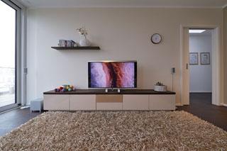 Einfache Dekoration Und Mobel Moderne Tv Moebel Fuer Das Wohnzimmer #18: Wohnzimmer HiFi Möbel Massivholz Nach Maß Aus Aschaffenburg Alzenau  Schreinerei