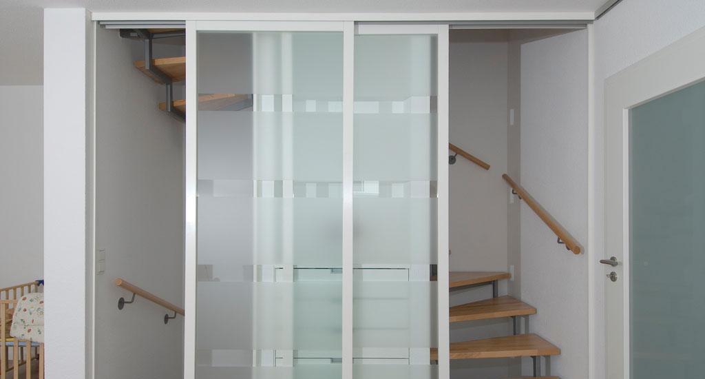 Windfang Hauseingang Glas zimmertür windfang eichenhaus schreinerei und architekturbüro